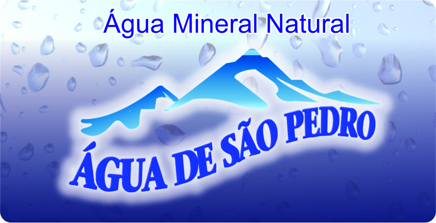 Agua de São Pedro 20L